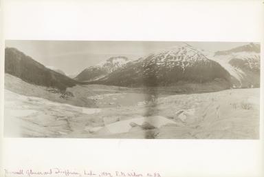 Hummel Glacier, Alaska