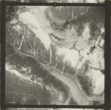 Unknown glacier, AL-5630.5/13137, aerial photograph SEA 107 029, Alaska