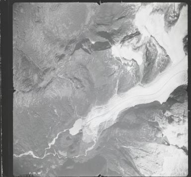 Eagle Glacier, aerial photograph SEA 140 079, Alaska