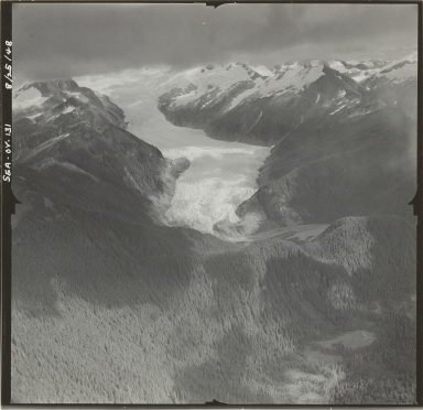 "Unknown glacier (""Muddy River Glacier""), Alaska"