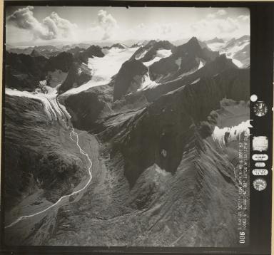 Chikuminuk Glacier, Alaska