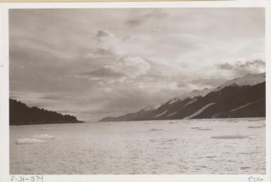 Smith Glacier, Alaska