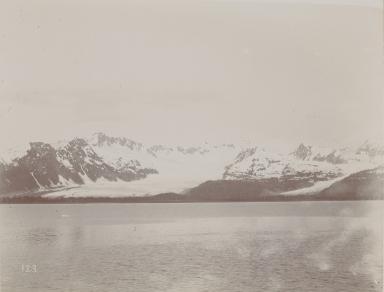 Amherst Glacier, Alaska