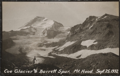 Coe Glacier, Oregon
