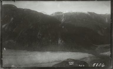 Unknown Glacier, Craig River, British Columbia, Canada