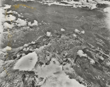 Northwall Firn, aerial photograph 1942-1-1a, Indonesia