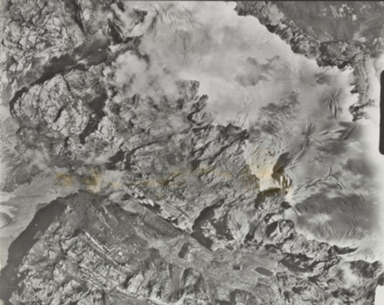 Northwall Firn, aerial photograph 1942-1-1b, Indonesia