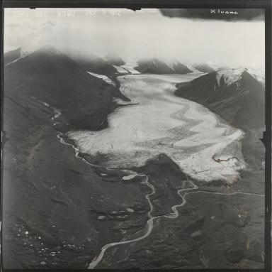 Kluane Glacier, Yukon, Canada