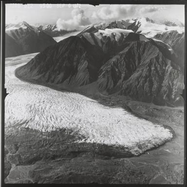 Donjek Glacier, Yukon, Canada