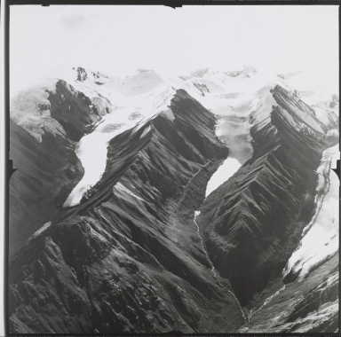 Unknown glaciers, Yukon, Canada