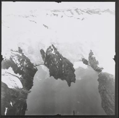 Blackstone Glacier and Beloit Glacier, Alaska