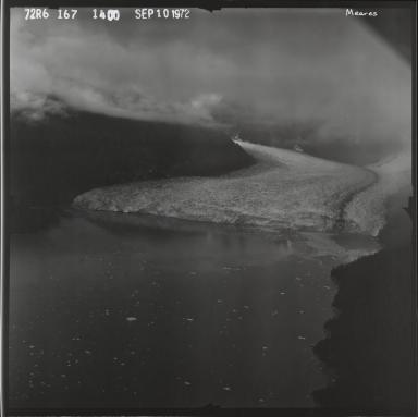 Meares Glacier, Alaska