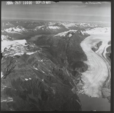 Ellsworth Glacier, Alaska