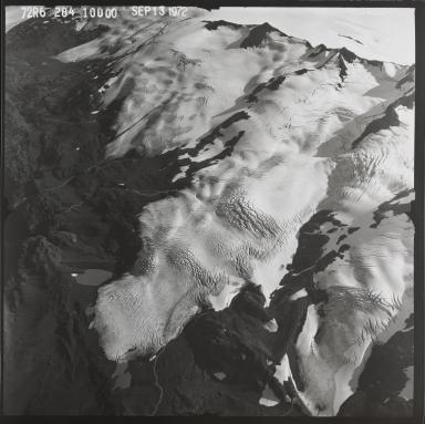 """Unknown glacier (""""Crown""""), Alaska"""