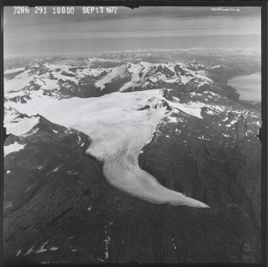 Wolverine Glacier, Alaska