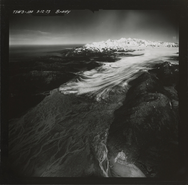 Brady Glacier, Alaska