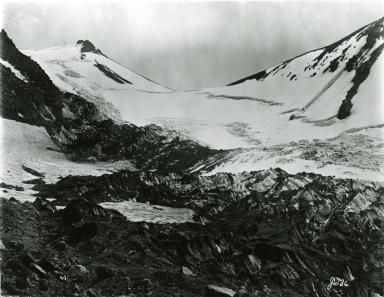 Whitney Glacier, California