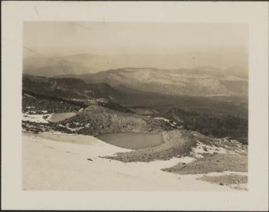 Langille Glacier, Oregon