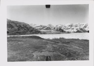 Probably Baird Glacier, Alaska