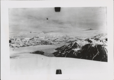 Probably Baird Glacier, Alaska