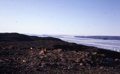 Heilprin Gletscher, Greenland