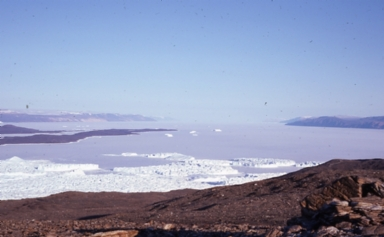 Heilprin Gletscher and Englefield Fjord, Greenland