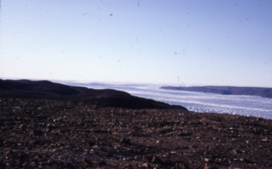 Heilprin Gletscher and ice cap, Greenland