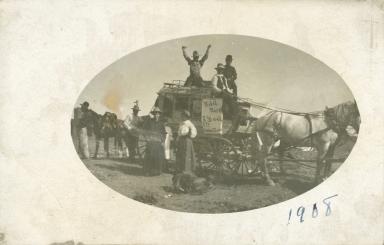 Deadwood Stagecoach