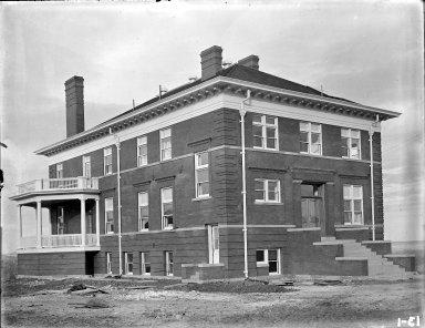University New Hospital 1898