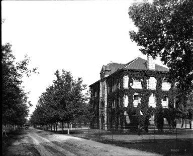 [Woodbury Hall]