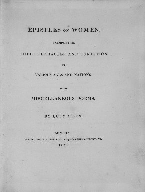 Epistles on women