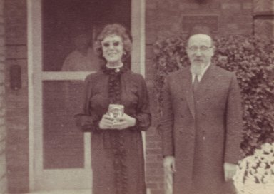 Rabbi Eisenstein of St. Louis, Missouri.