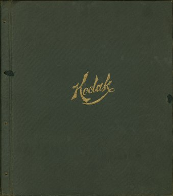 Kodak Travel Album