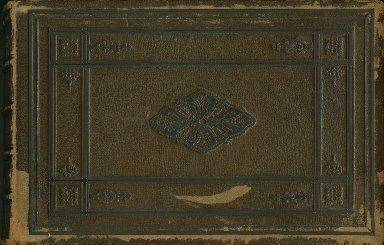 Civil War Carte-de-Visite Album