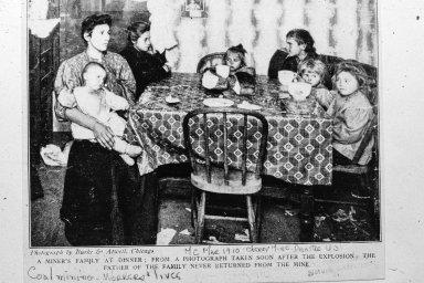 Cherry Mine Disaster 1910