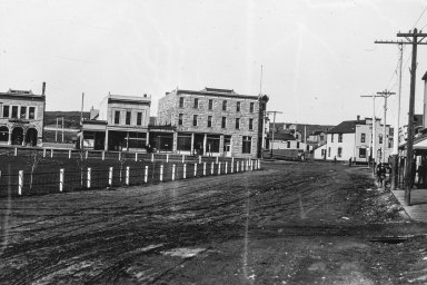 Vinta Co., Wy. 1900