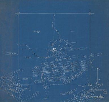 Map of Sec.17, T.2N.R.71W.