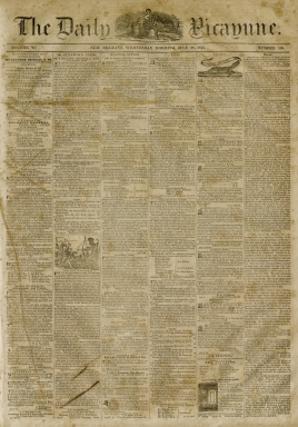 Daily Picayune (New Orleans, La. : 1837)