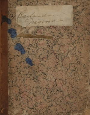 Distributed account book for William Ragland's negroes