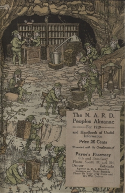 The N.A.R.D. peoples almanac for ... and handbook of useful information