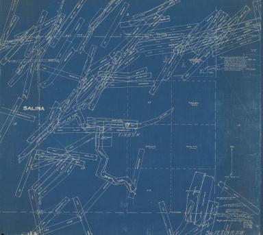 Map of Sec.17, T.1N.R.71W.