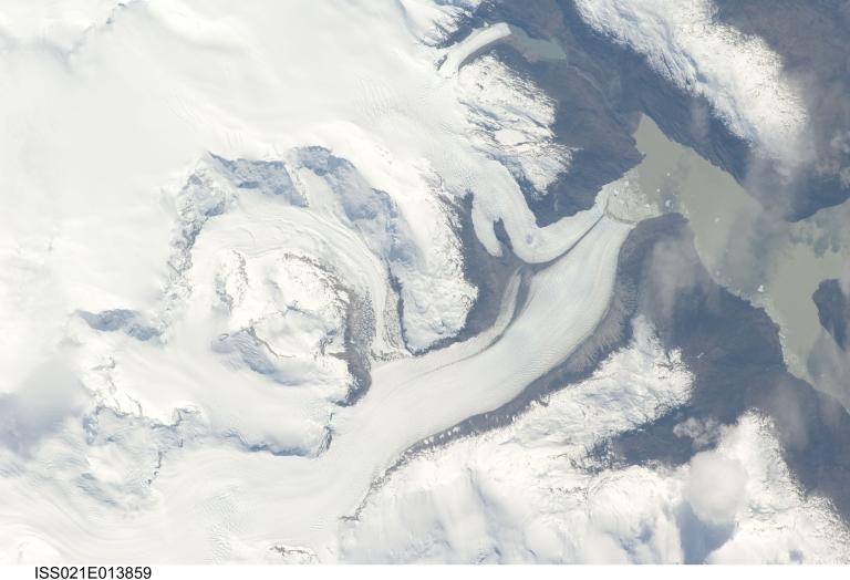 Lucia Glacier, Chile