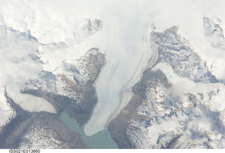 O'Higgins Glacier, Chile