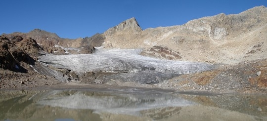 Ghiacciaio del Cavagnoli, Ticino, Switzerland