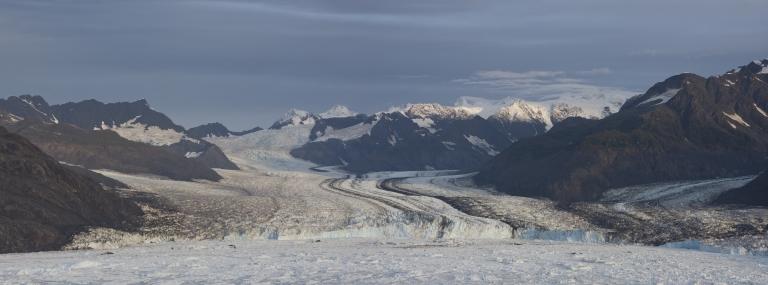 Columbia Glacier (Alaska), Alaska, United States