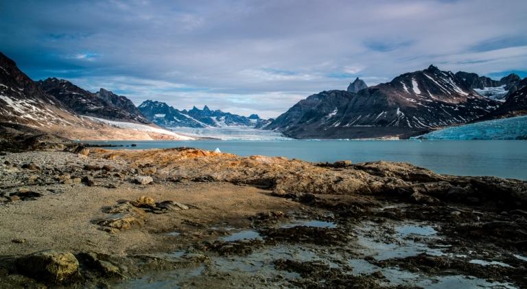 Karale Glacier, Kuummiit, Greenland
