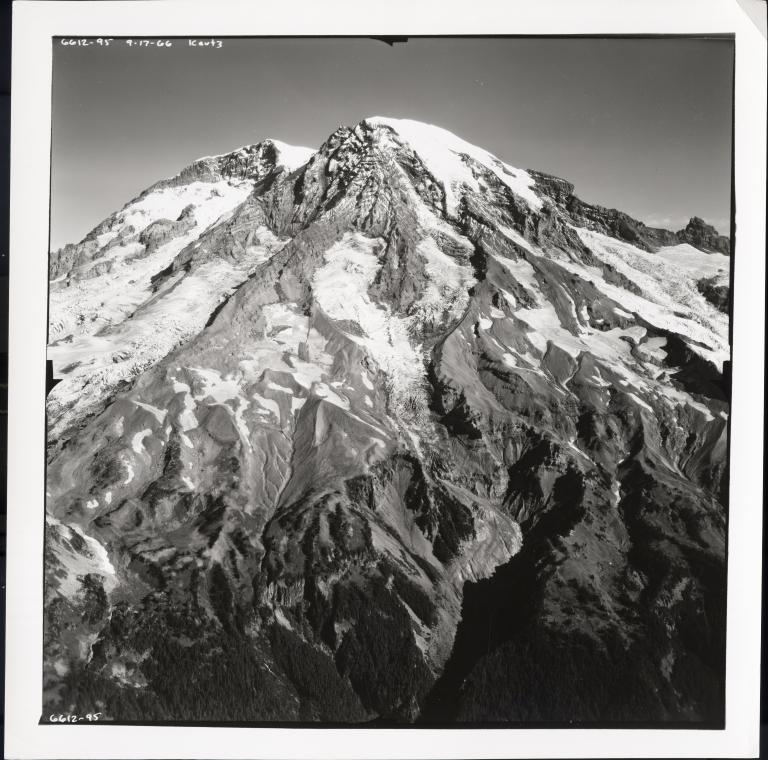 Kautz Glacier, Washington, United States
