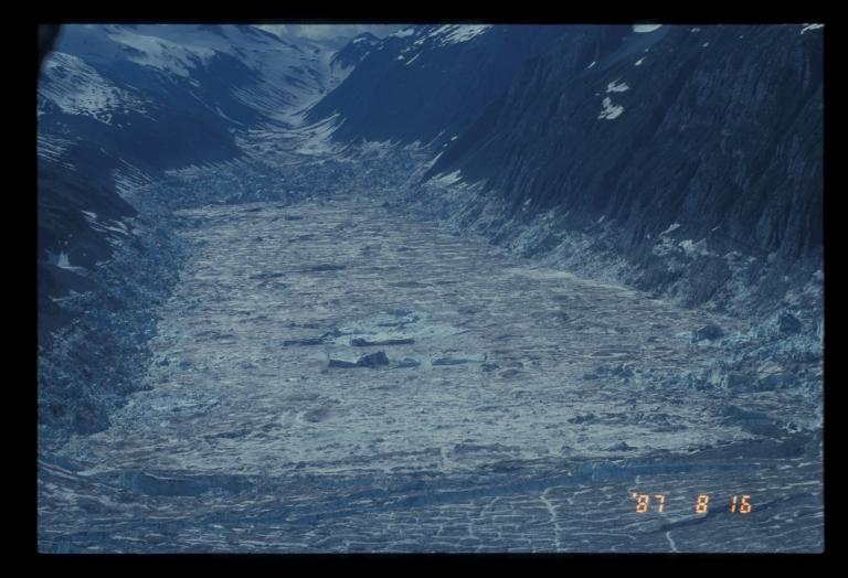 Blockade Glacier, Alaska, United States