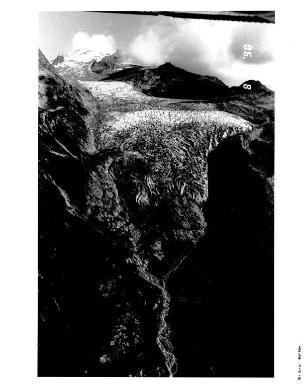 Black Glacier, Alaska, United States