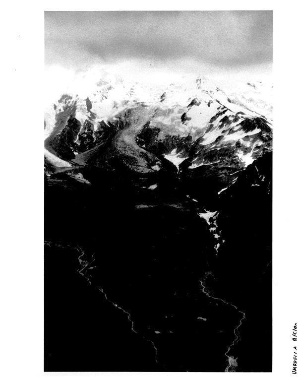 Umbrella Glacier, Alaska, United States